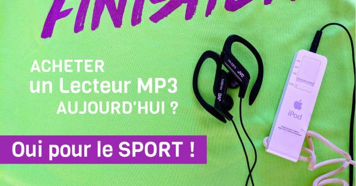 Acheter un lecteur MP3 sport aujourd\'hui, pourquoi pas !