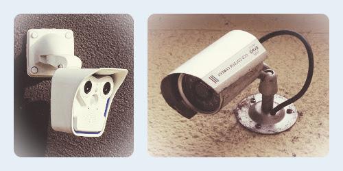 Camera de surveillance pour l'exterieur
