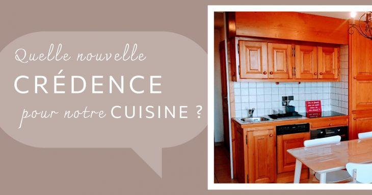 Quelle crédence pour notre cuisine ?