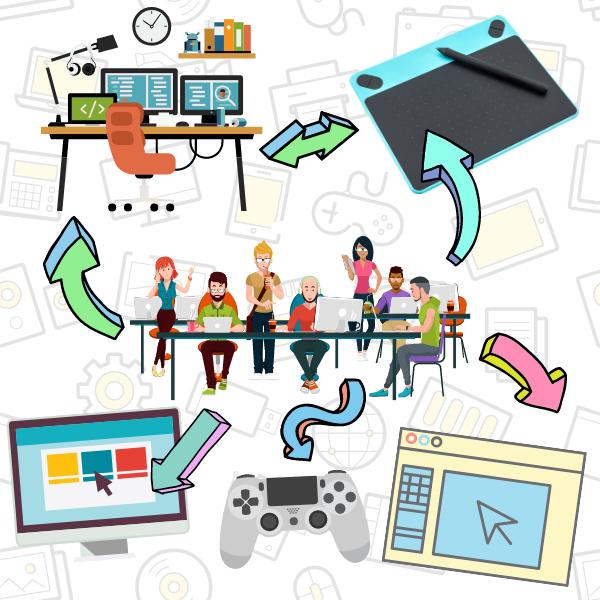 Ecole de Game design et d'infographie