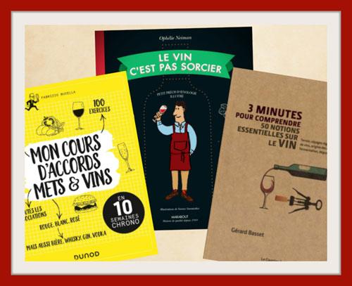 Bons livres sur le vin