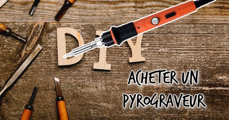 Quel  pyrograveur pour les enfants choisir ?